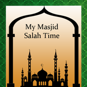 My Masjid Salah Time icon