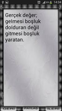ÖZDEMİR ASAF SÖZLERİ apk screenshot