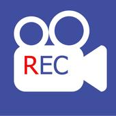 Record video call icon