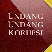 UU Tindak Pidana Korupsi icon