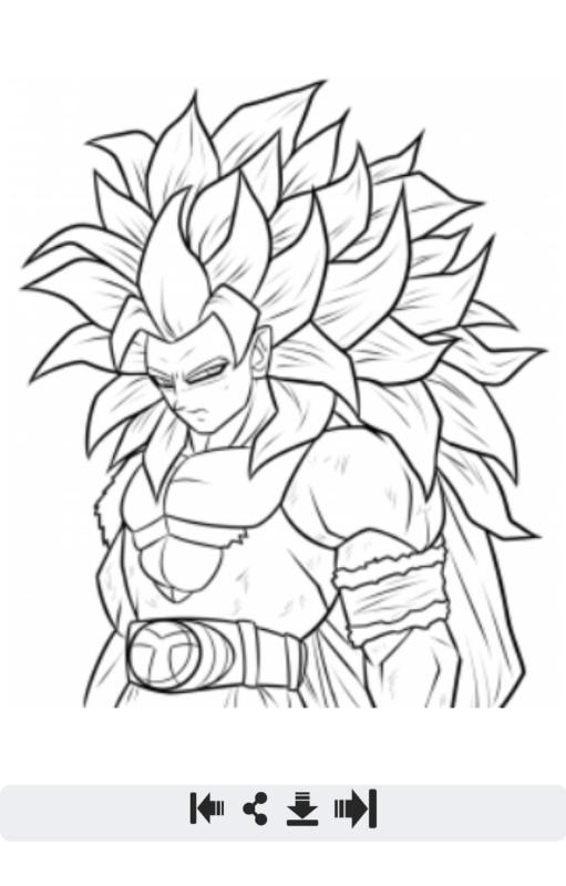 How To Draw Dragon Ball Z Easy For Android Apk Download