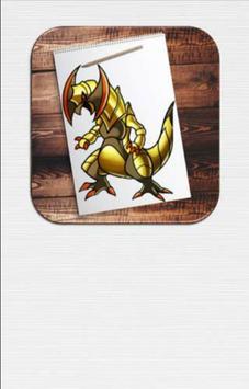 How to Draw Pokemon Evolution poster
