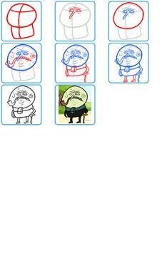 Learn to Draw Regular Show screenshot 8
