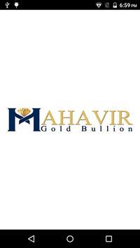 Mahavir Gold Bullion poster