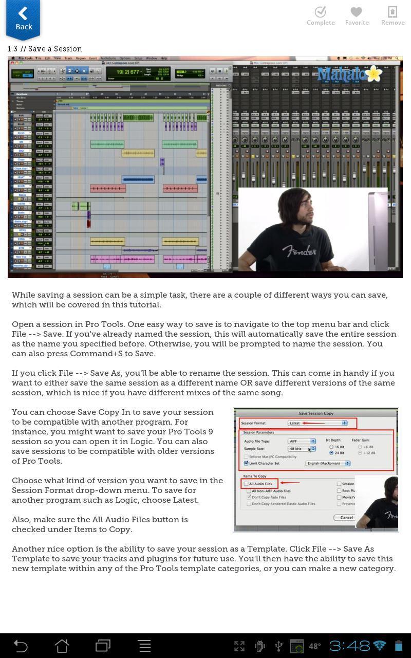Pro Tools 12 Mac