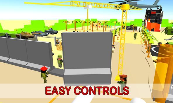 Army Border Wall Construction Game screenshot 4