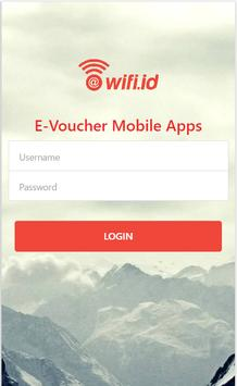 eVoucher WIFI.ID apk screenshot