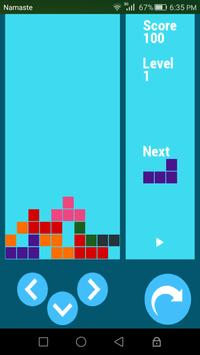 Block Tetris screenshot 1