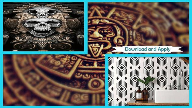 Aztec Wallpapers poster