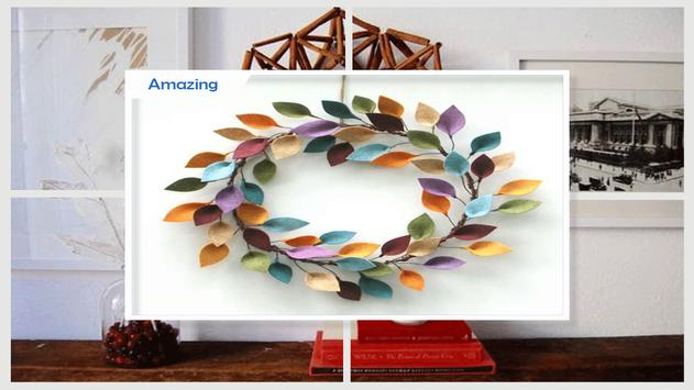 Best DIY Geometric Wreath screenshot 2