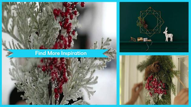 Best DIY Geometric Wreath screenshot 4