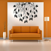 wall decoration ideas icon