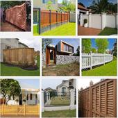 fence design idea icon
