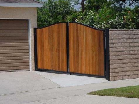 fence design idea apk screenshot