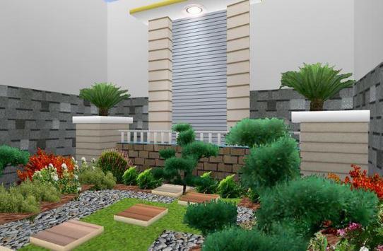 Home Garden Idea poster