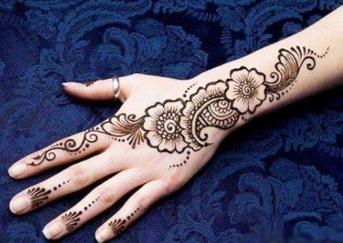 Mehndi Design Ideas screenshot 8