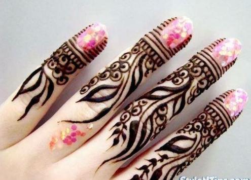 Mehndi Design Ideas screenshot 2