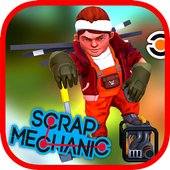 Scrap Real Mechanic game icon