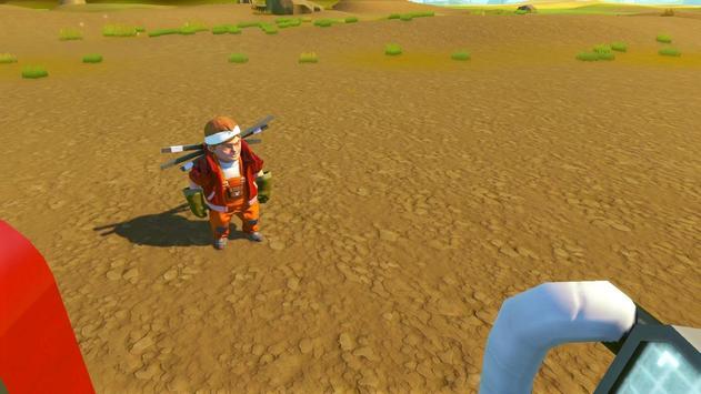 Scrap Real Mechanic game screenshot 1