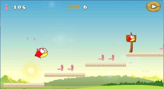 bird run world screenshot 1