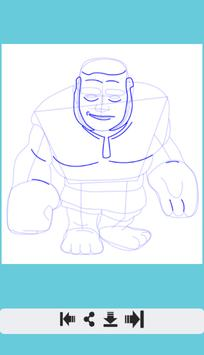 How to Draw All Clash Of Clans screenshot 6