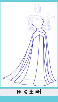 How to Draw All Disney Princess screenshot 5