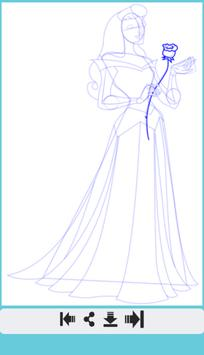 How to Draw All Disney Princess screenshot 6