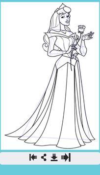 How to Draw All Disney Princess screenshot 7