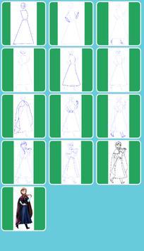 How to Draw All Disney Princess screenshot 9