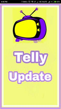 Telly Update poster