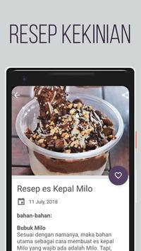 Resep Masakan Indonesia Terbaru screenshot 2