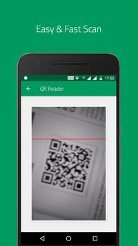 QR Code Scanner - QR Reader apk screenshot