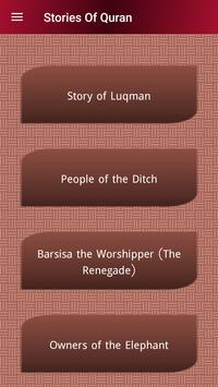 Quran Stories apk screenshot