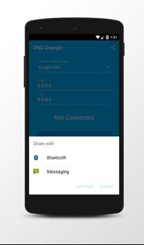 DNS Changer (No Root) screenshot 3