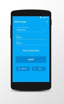 DNS Changer (No Root) screenshot 8