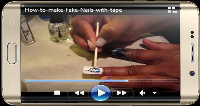 DIY Fake Nails apk screenshot