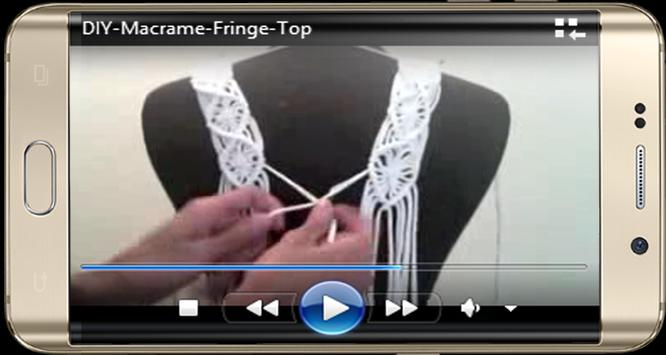 DIY Macrame apk screenshot