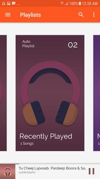 Real Mp3 Music Player & Video Player screenshot 3