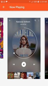 Real Mp3 Music Player & Video Player screenshot 1