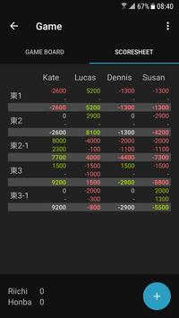 Mahjong Tracker screenshot 3