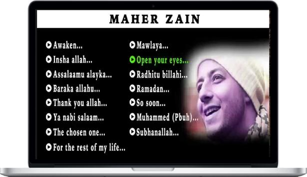 Maher Zain Music & Lyric for Android - APK Download