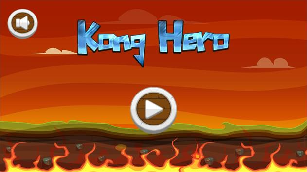 Mini Kong Adventure apk screenshot