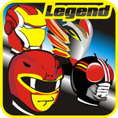 Super Hero Legend icon