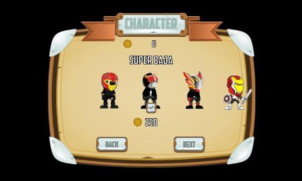 Super Hero Legend apk screenshot