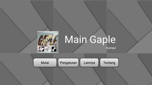 Main Gaple screenshot 3