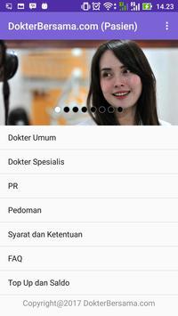DokterBersama.com (Pasien) screenshot 1