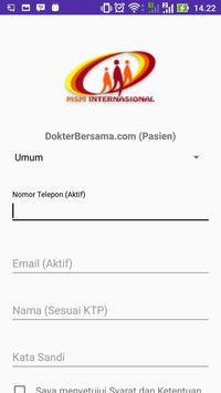 DokterBersama.com (Pasien) screenshot 2