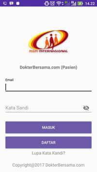 DokterBersama.com (Pasien) screenshot 3