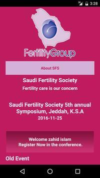 Saudi Fertility Group screenshot 1