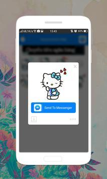 Stickered for Facebook screenshot 2